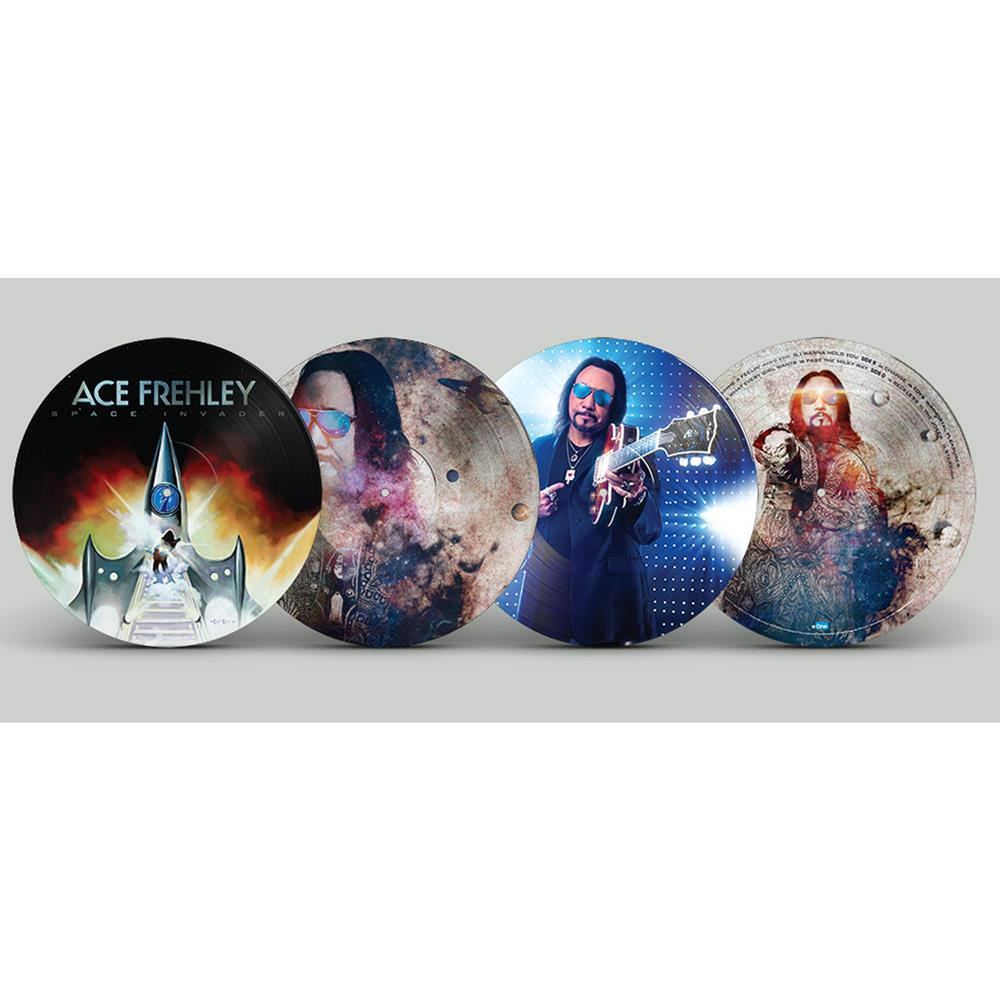 Space Invader Picture Disc