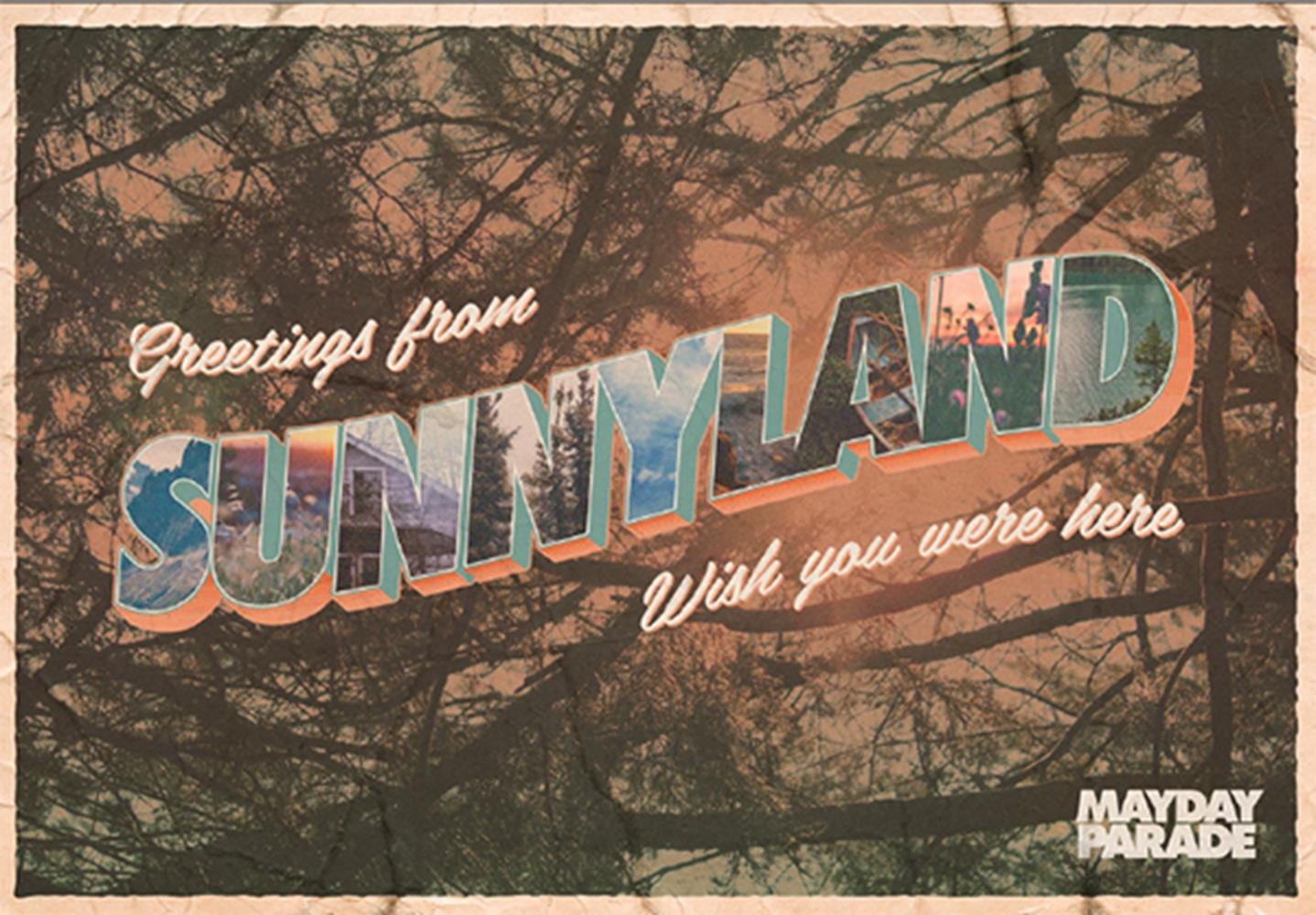 Greetings From Sunnyland  Poster