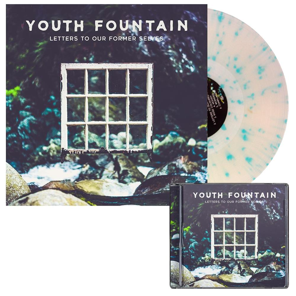 Letters To Our Former Selves CD + LP