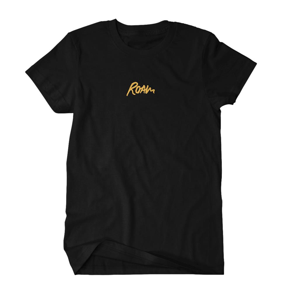 Gold Logo Black