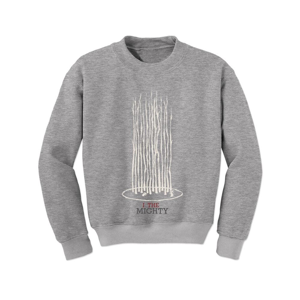Rabbit Heather Grey Crewneck