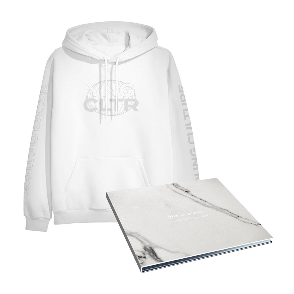 (This Is) Heaven CD + DD + White Pullover