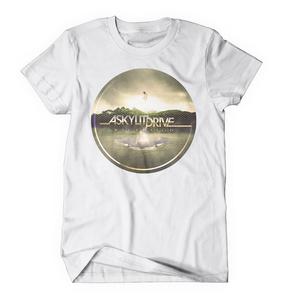 Ascension Circle White T-Shirt