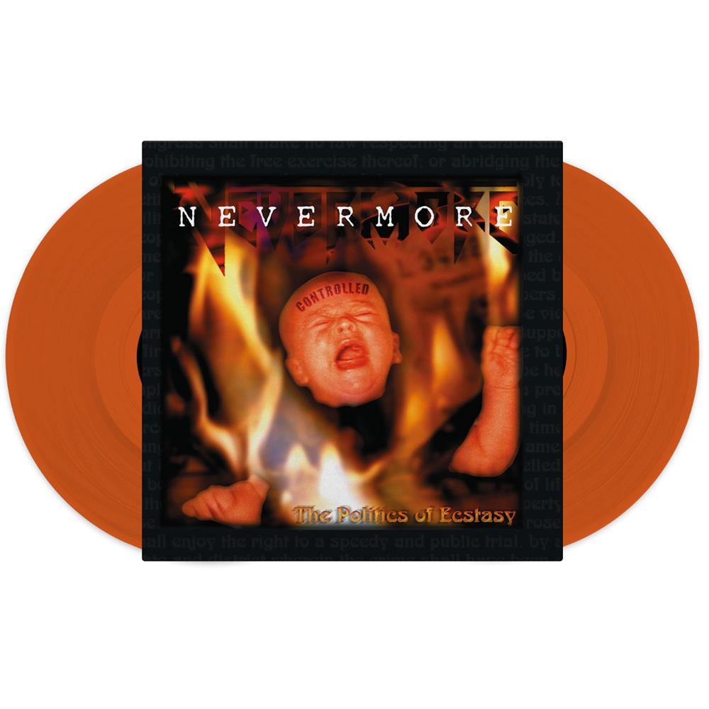 The Politics Of Ecstasy Orange Vinyl 2Xlp