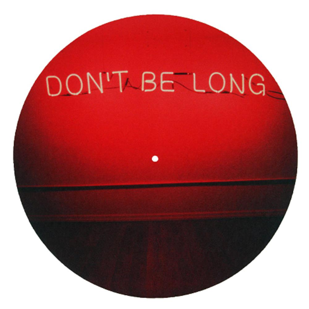 Don't Be Long Slip Mat