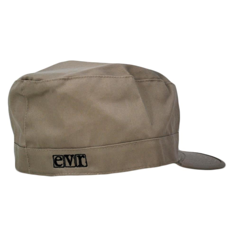 Embroidered EVR Tan (7 1/2)