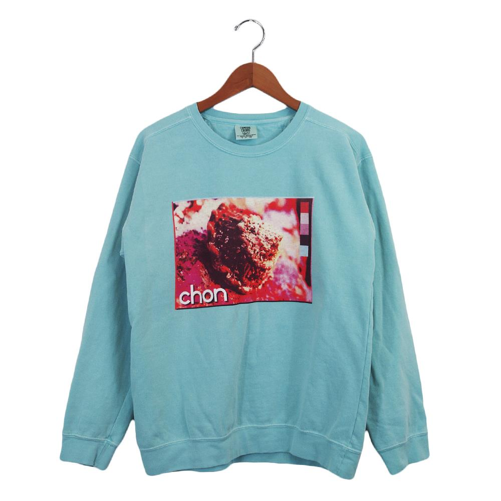 Seashell Mint Crewneck