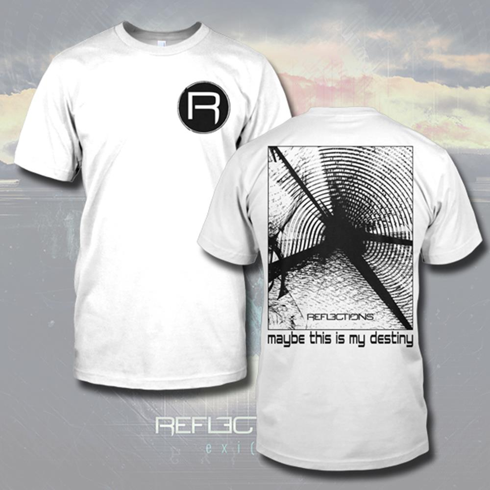 Maybe This Is My Destiny White T-Shirt