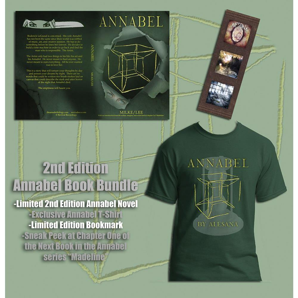 Annabel 2nd Edition Book