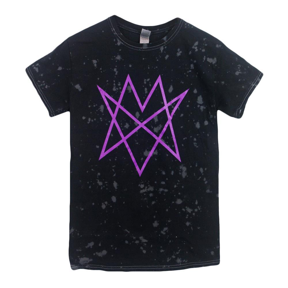 Emblem Black Splatter