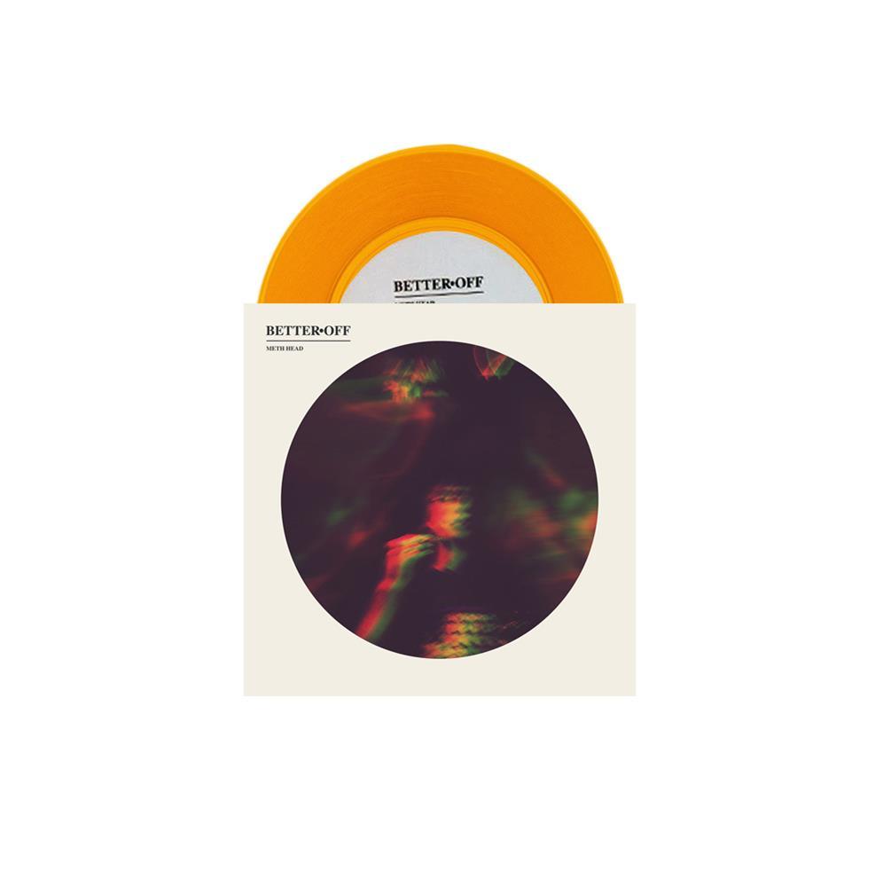 Meth Head Trans Orange