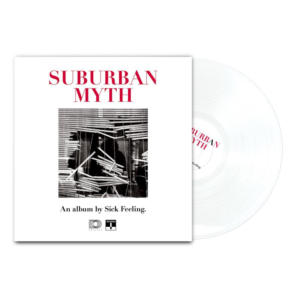 Suburban Myth White LP