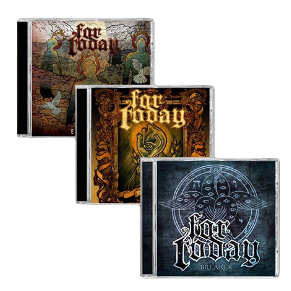 For Today - 3 CDs Bundle