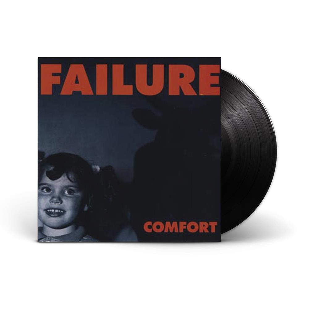 Comfort Black LP