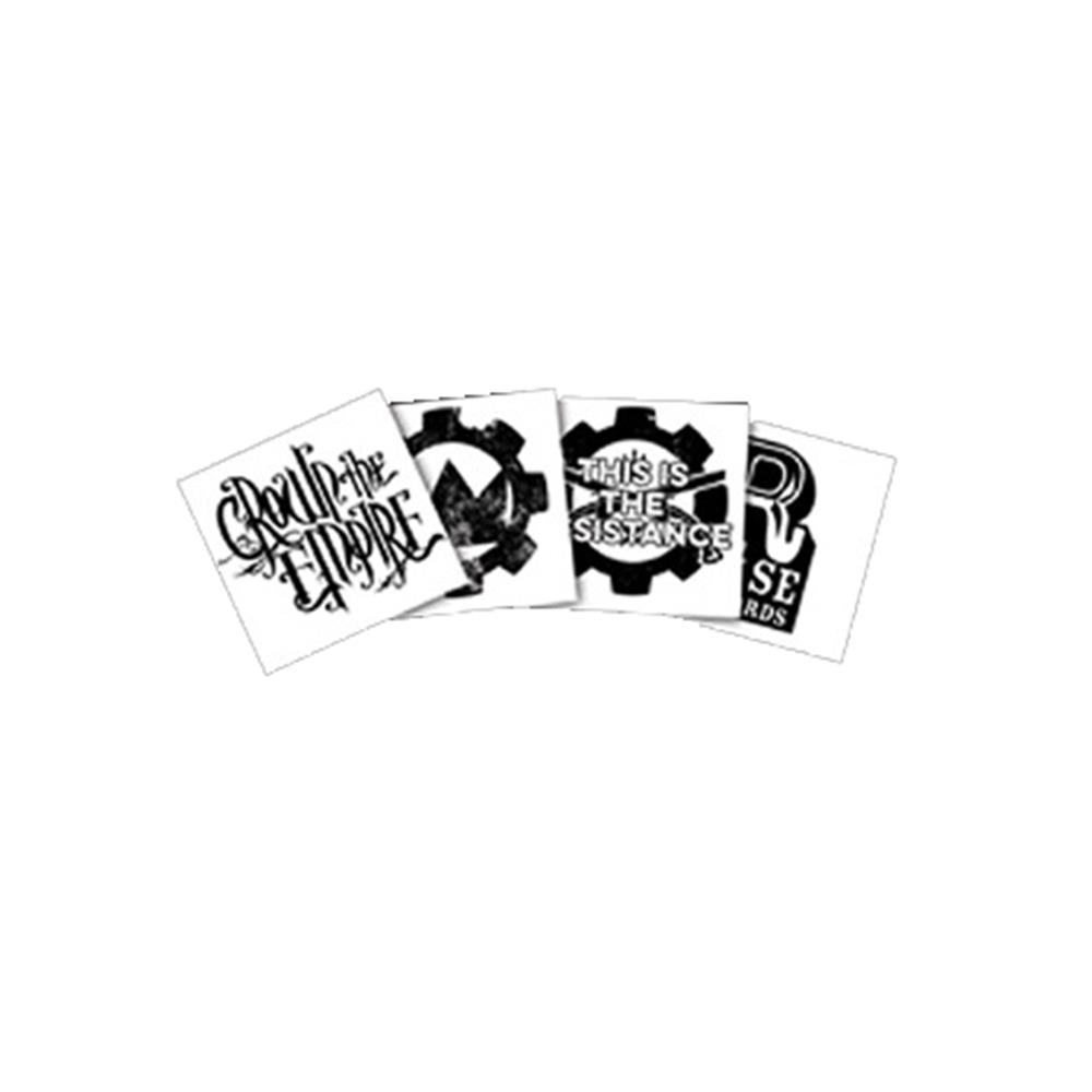 4 Sticker Pack