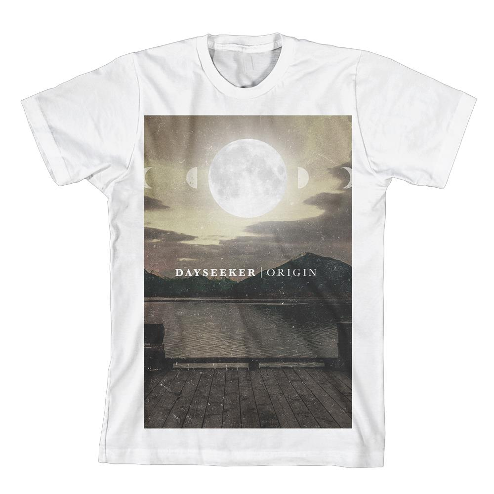 Origin White T-Shirt