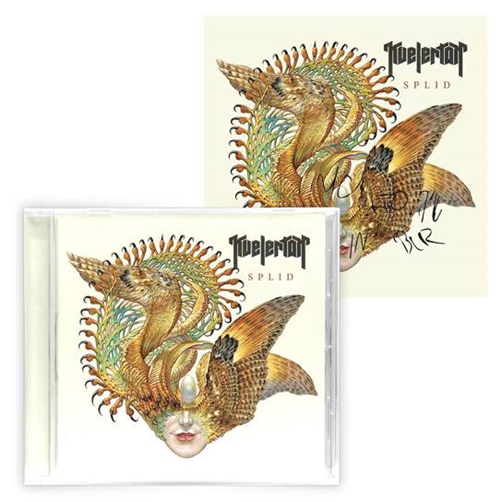 Splid CD + Art Print