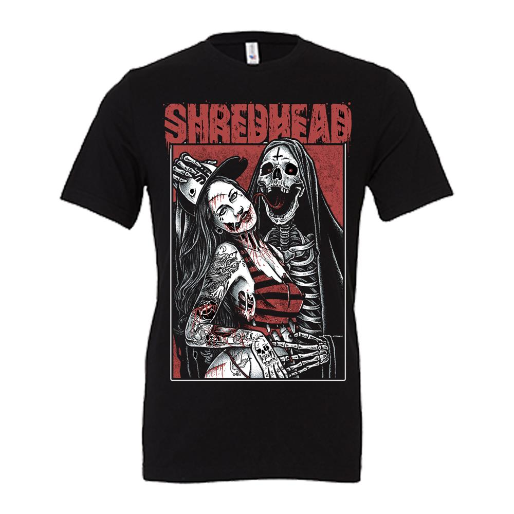 Held By Death Black T-Shirt