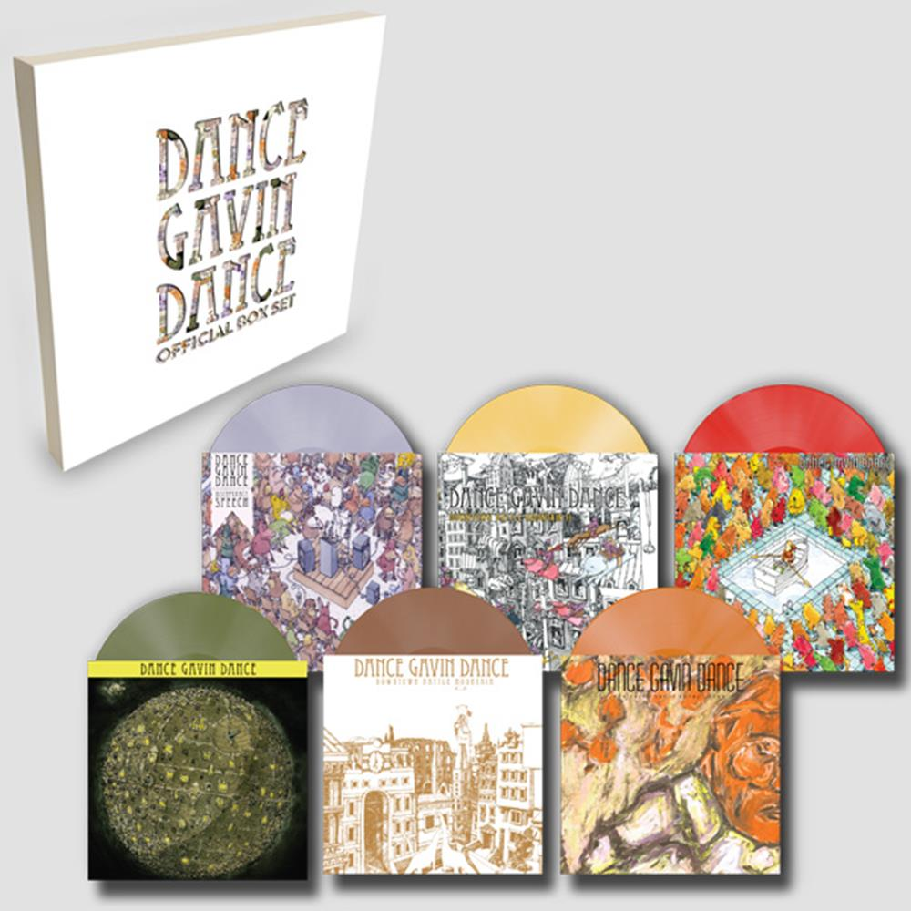 6 LP Box Set