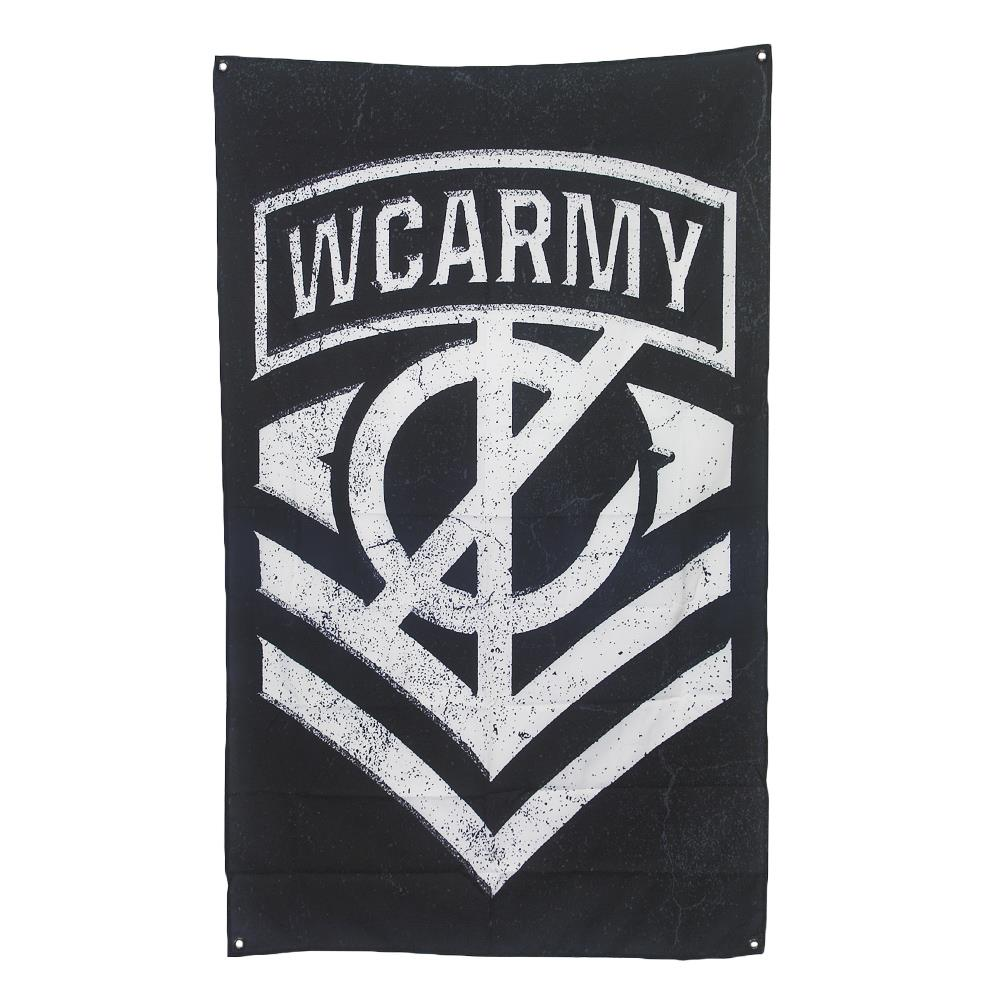 WCARMY Black Flag