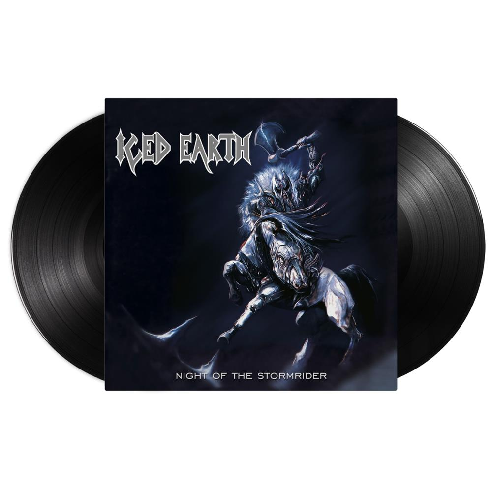 Night Of The Stormrider Black Vinyl 2Xlp