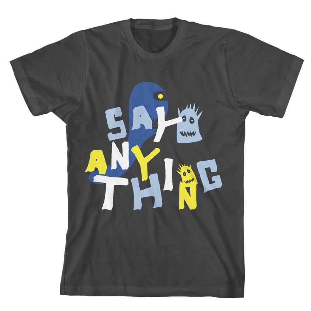 Say Anything - Scaries Dark Gray
