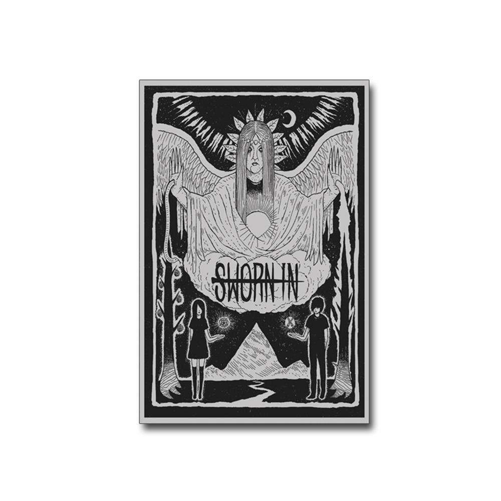 Wings Tarot Card
