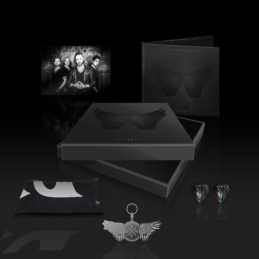 Gravity Deluxe  Boxset