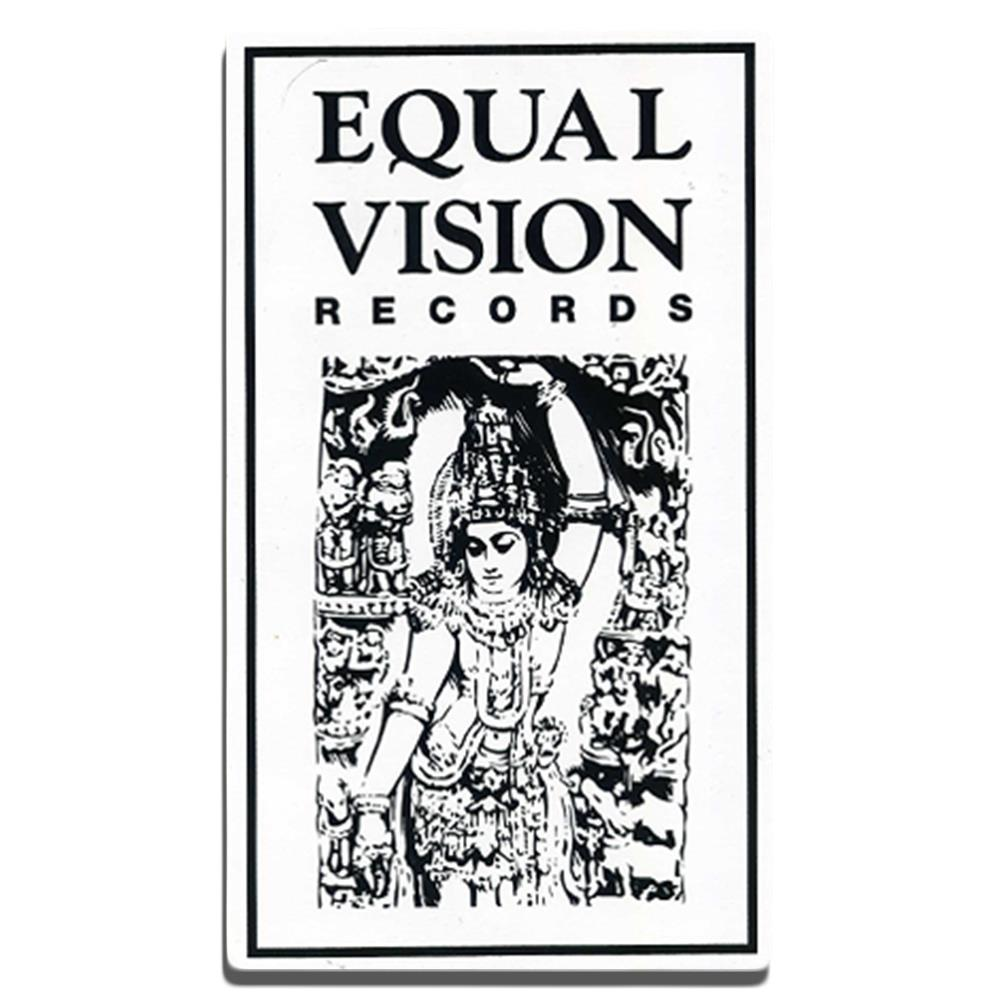 Logo 6 Quot X 12 Quot Evr0 Equal Vision Records
