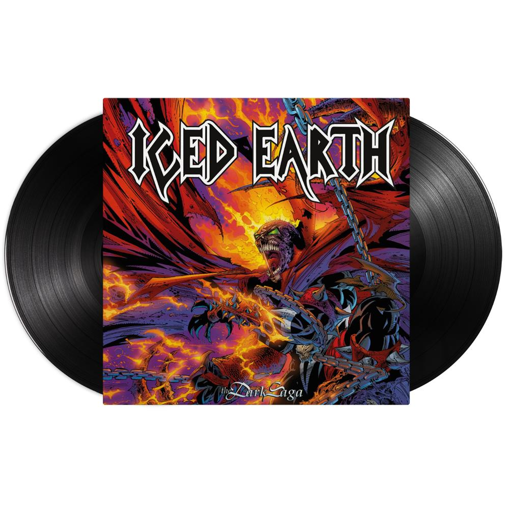 The Dark Saga Black Vinyl 2Xlp