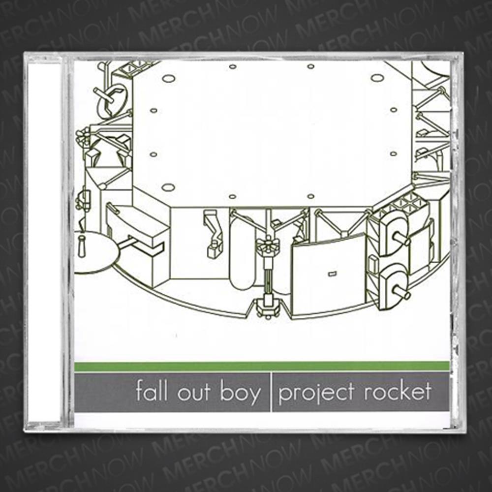 Project Rocket / Fall Out Boy - Split EP