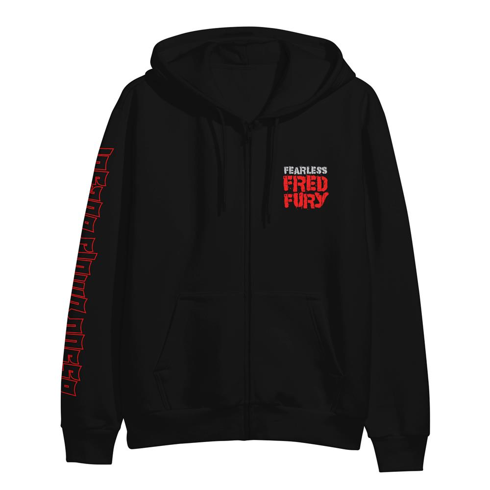Fearless Fred Fury Black