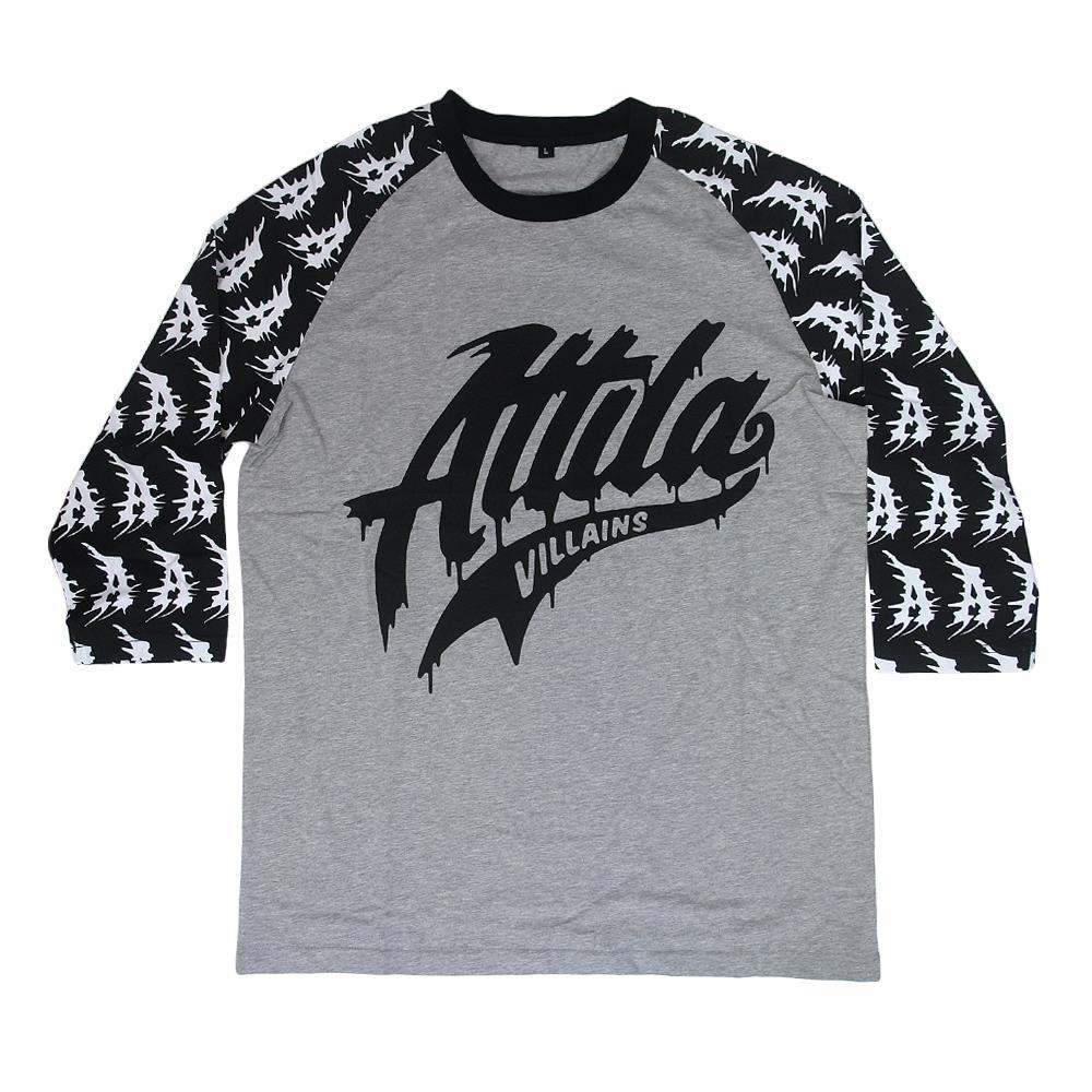 Villains Grey/Black
