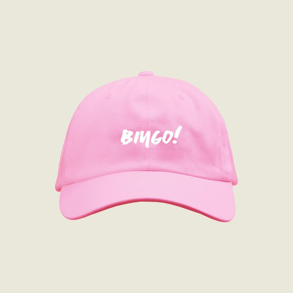 Bingo! Pink Dad
