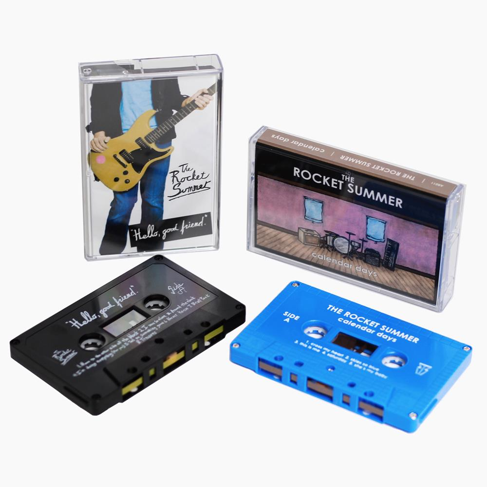 Cassette Bundle - Hello, Good Friend & Calendar Days