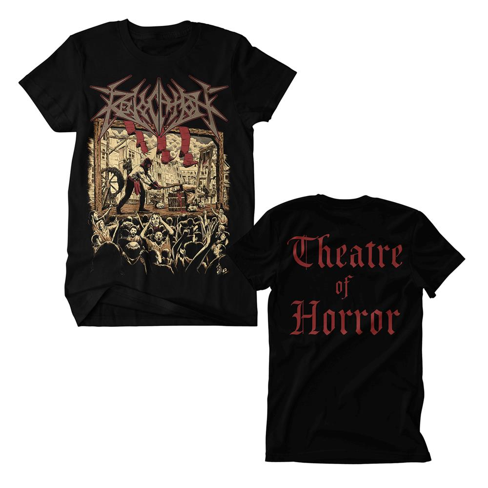 Theatre Of Horror Black