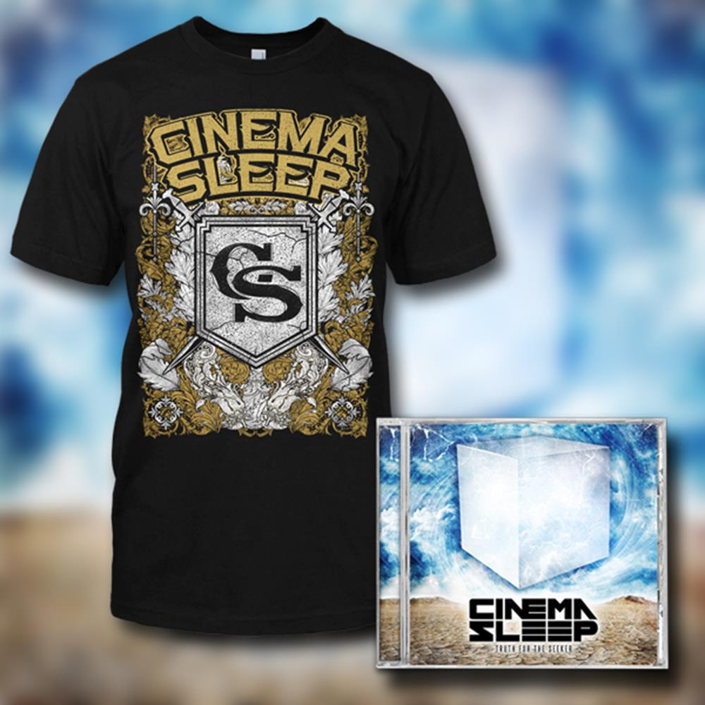 Cinema Sleep CD+T-Shirt