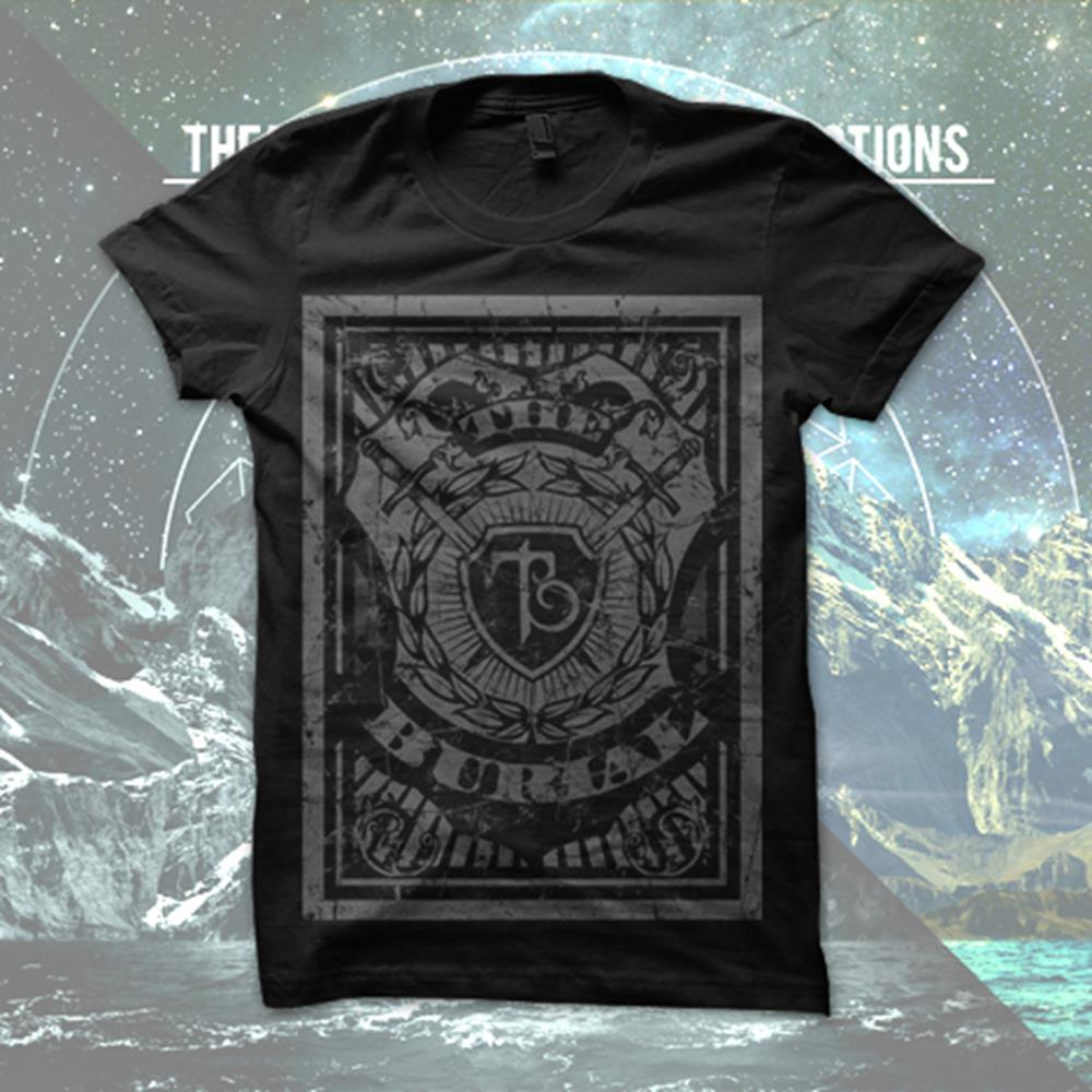 Crest Black $6 Sale! Final Print! Final Print! $6 Sale