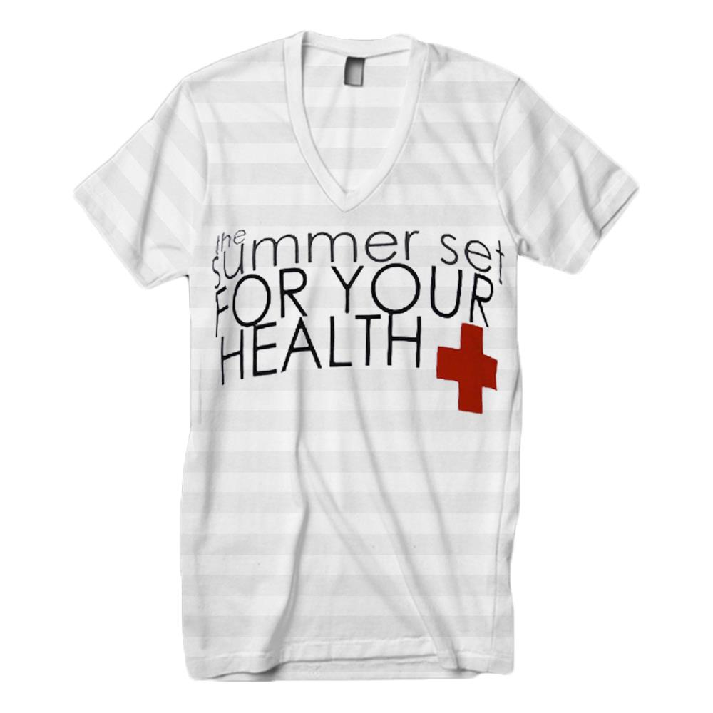 For Your Health V-Neck