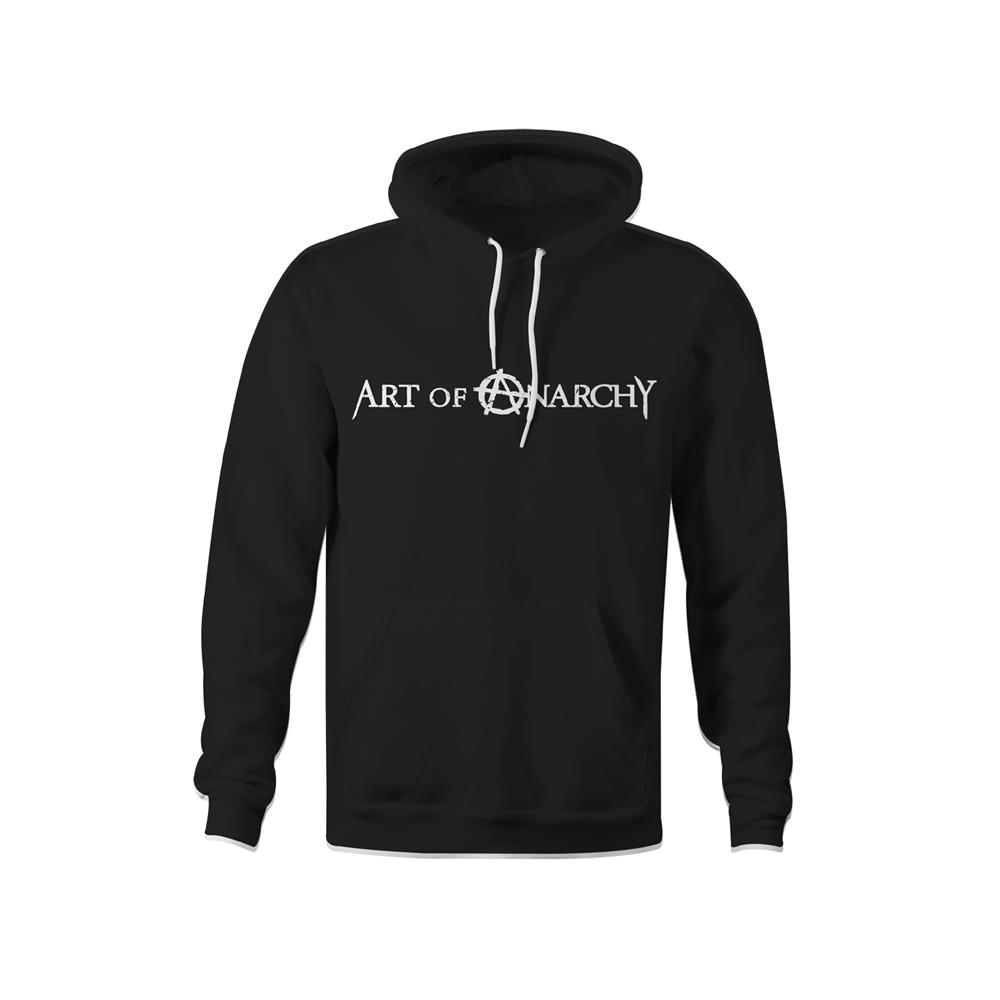 Art Of Anarchy Logo Black