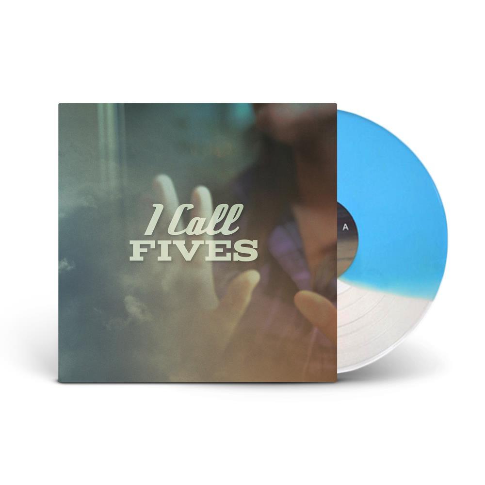 Baby Blue & Clear Half & Half LP