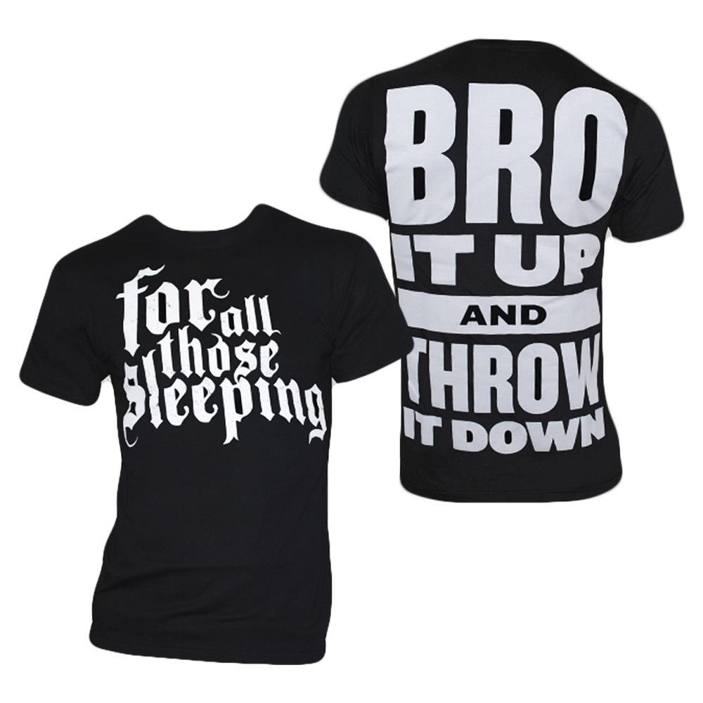 Bro It Up Black