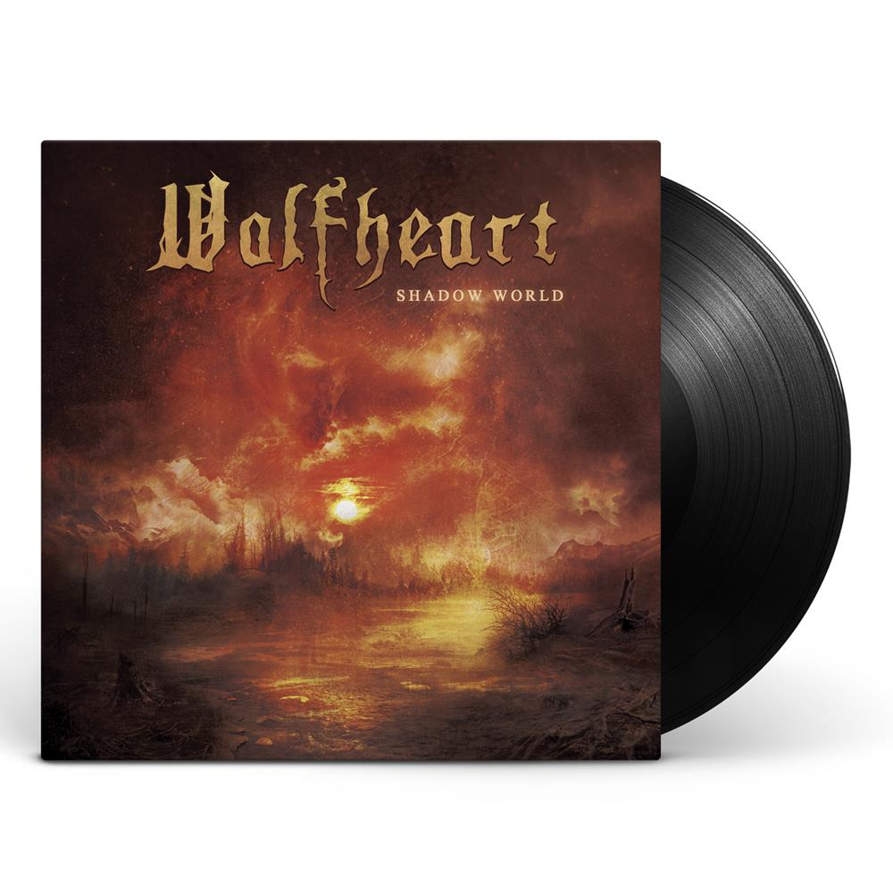 Shadow World Black 180 Gram Vinyl