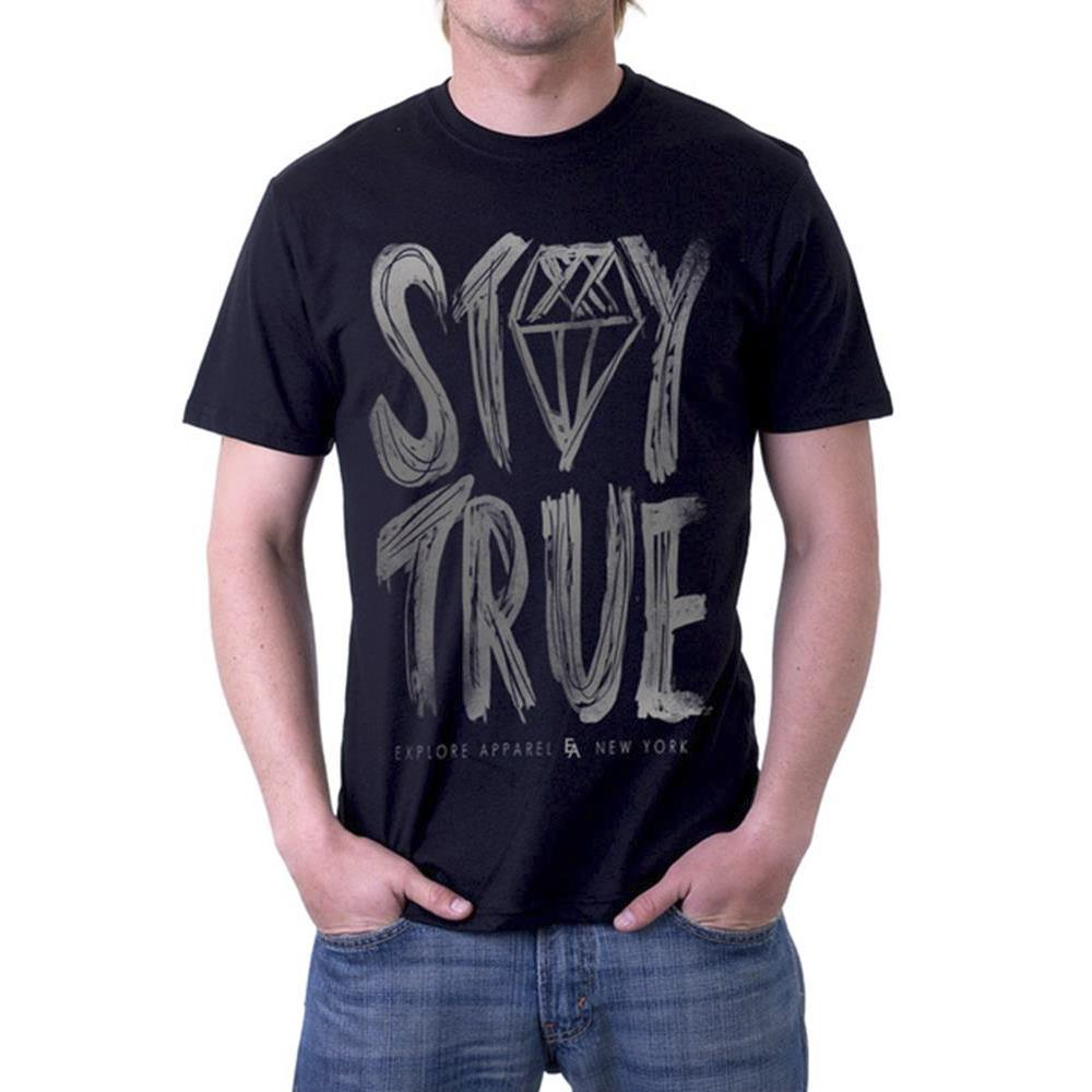 Stay True All Over Black