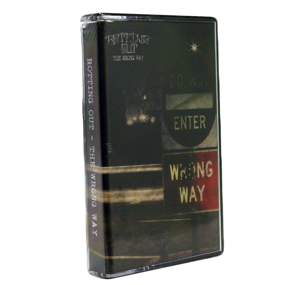 The Wrong Way Black Cassette