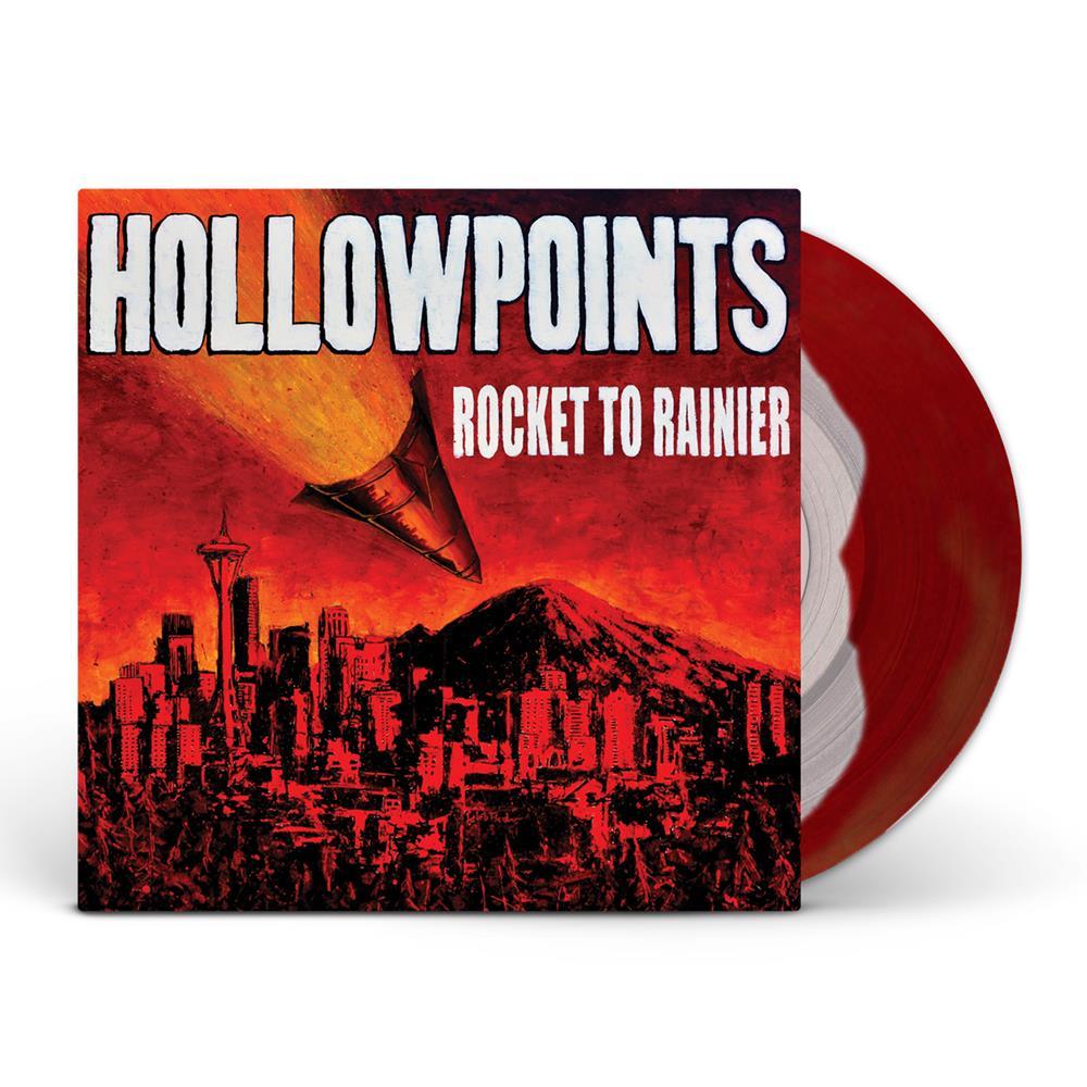 Rocket To Rainier White/Red