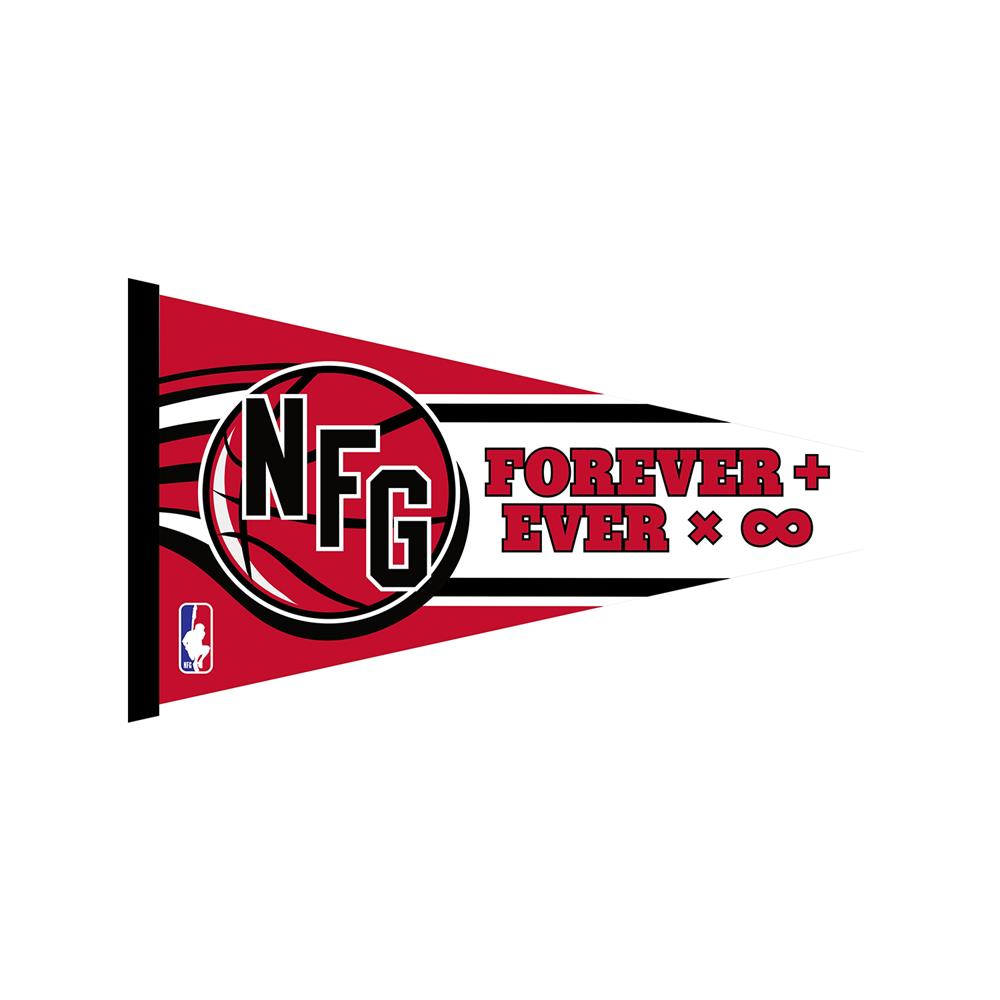Forever + Ever X Infinity Pennant