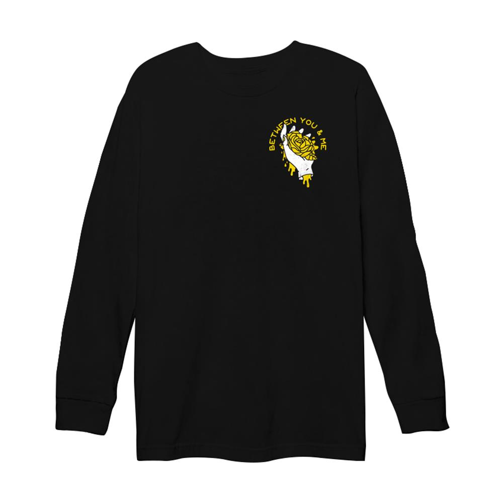 Hands Black Long Sleeve T-Shirt + Everything Is Temporary Download