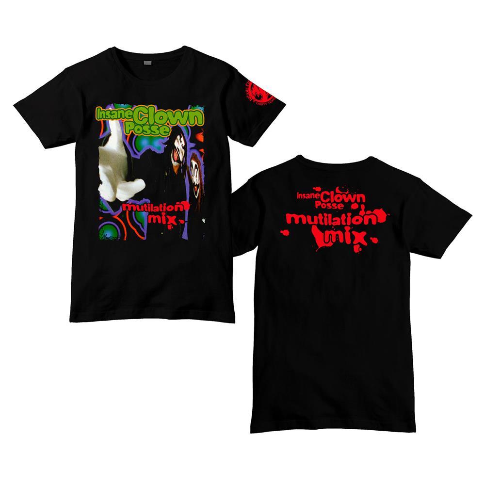 30th Anniversary Mutilation Mix Black