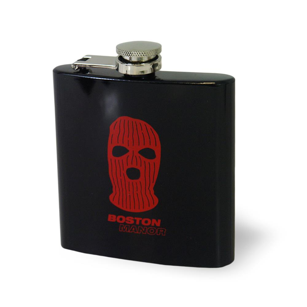 Logo Black Flask